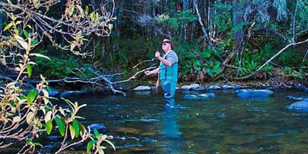 Tyenna Fishing